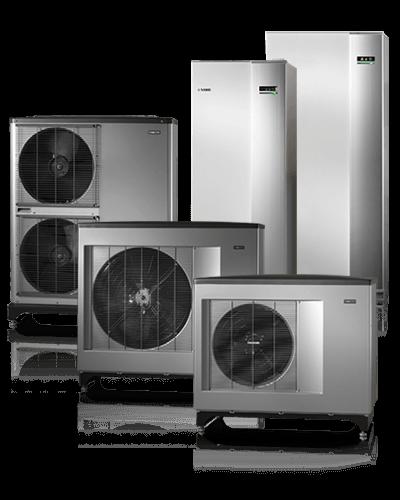 Produktová řada tepelných čerpadel vzduch voda