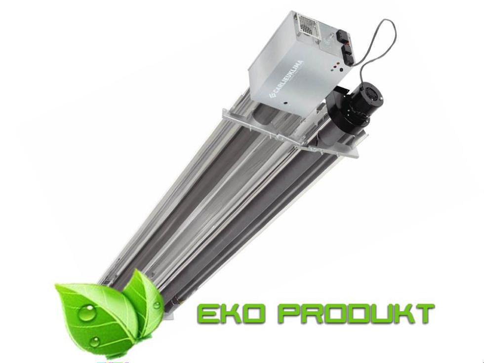 Tmavý zářič Inframax Xenon PLUS-4heat